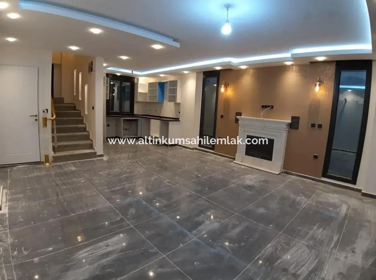 3 Zimmer Villa Zum Verkauft In Altınkum, Didim