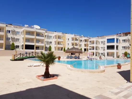 Luxus-Duplex Zum Verkauf In Komplex Mit Pool In Didim