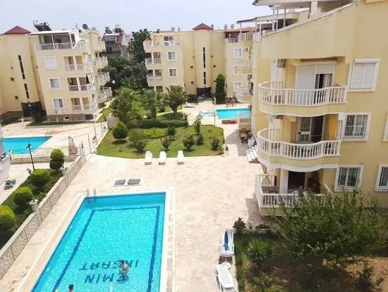 3 Zimer Wohnung Zum Verkauf In Altınkum Didim