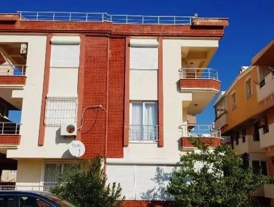 Zwei Zimmer Wohnung Zu Verkaufen In Didim Altınkum