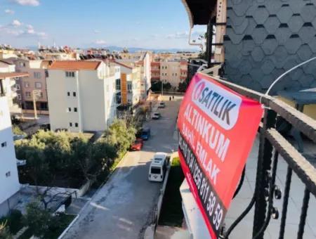 2 1-Item Dach Duplex Für Dringenden Verkauf In Didim Neue Nachbarschaft