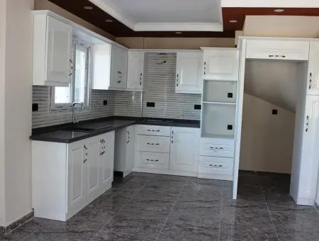 Drei Zimmer Villa Mit Meer Blick Zum Verkauf In Didim