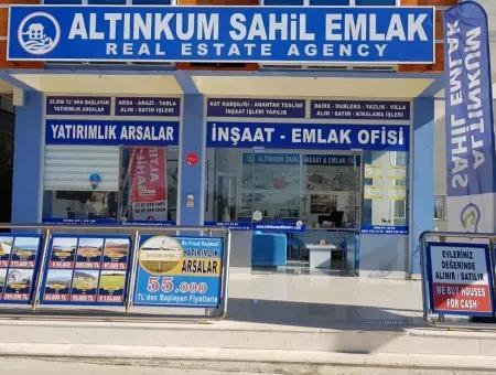 Altinkum Sahil Real Estate Didim