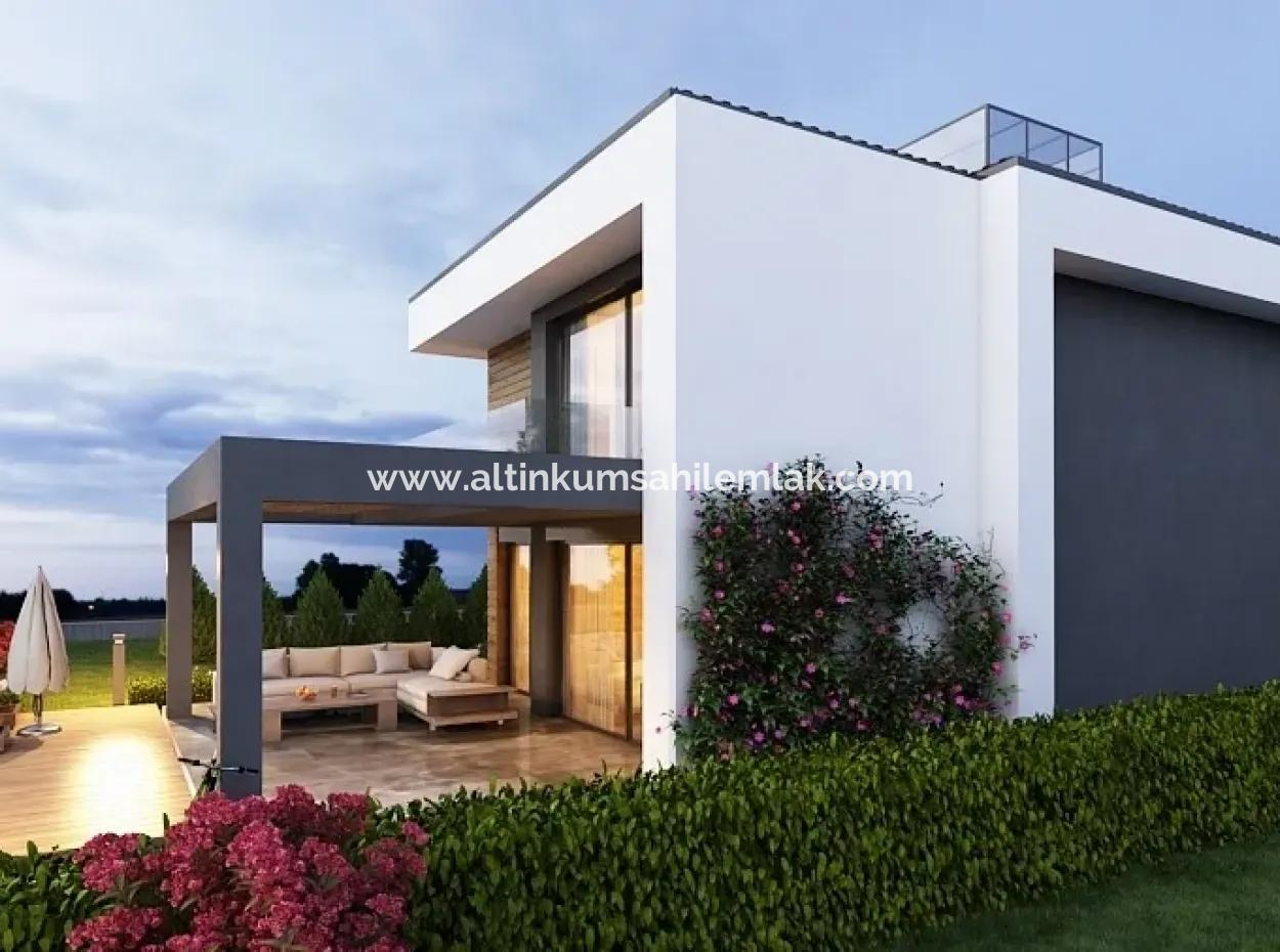 Off Plan Detached House For Sale In Altinkum Didim
