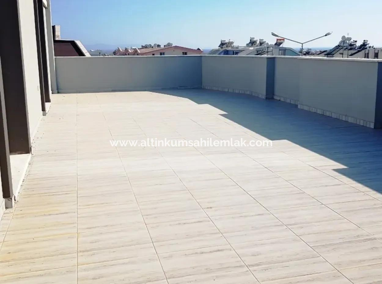 For Sale Lovely Sea View Three Beds Penthouse In Didim