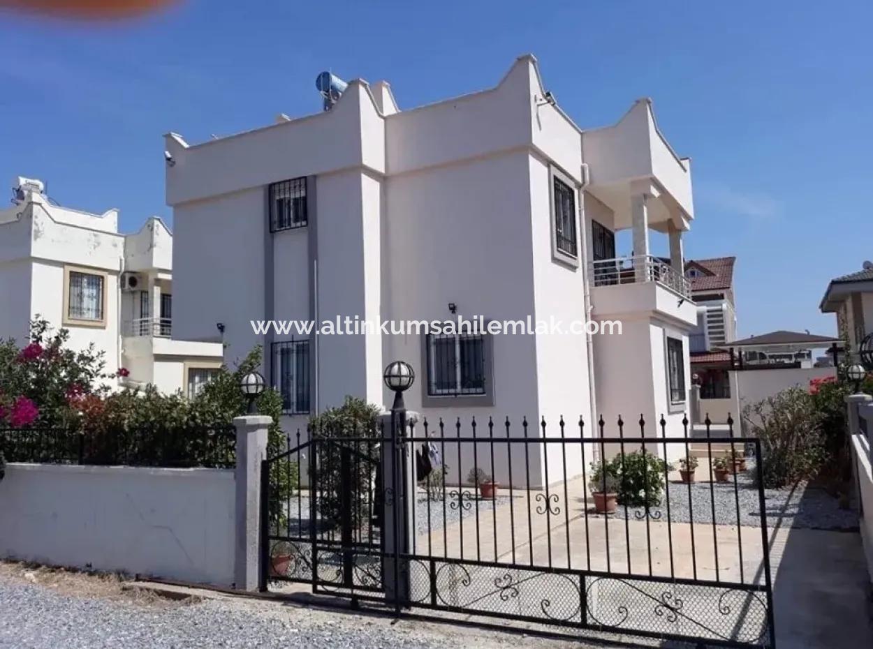 Detached Villa For Sale In Altınkum Didim