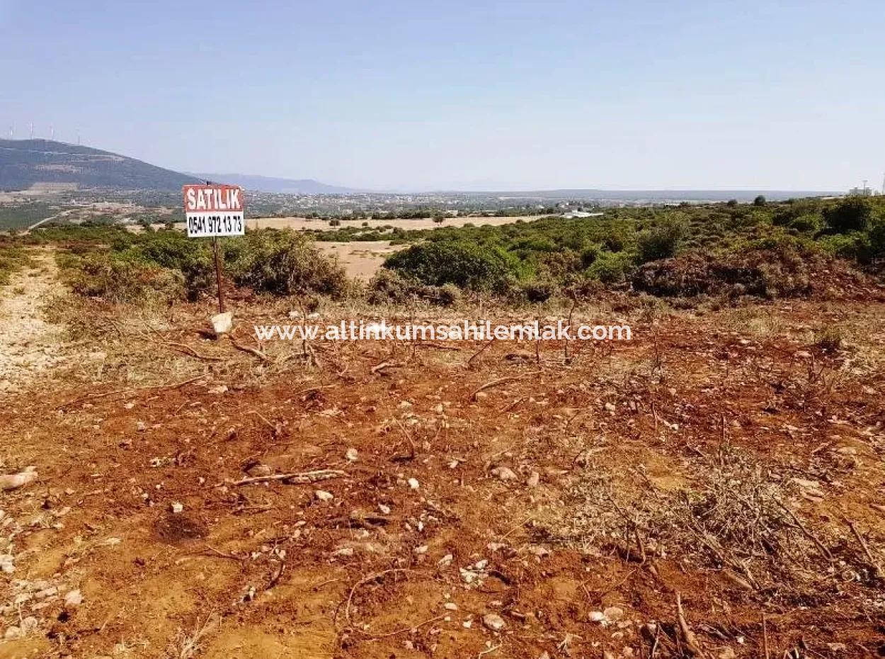 Land For Sale In Bafa Lake Area Didim