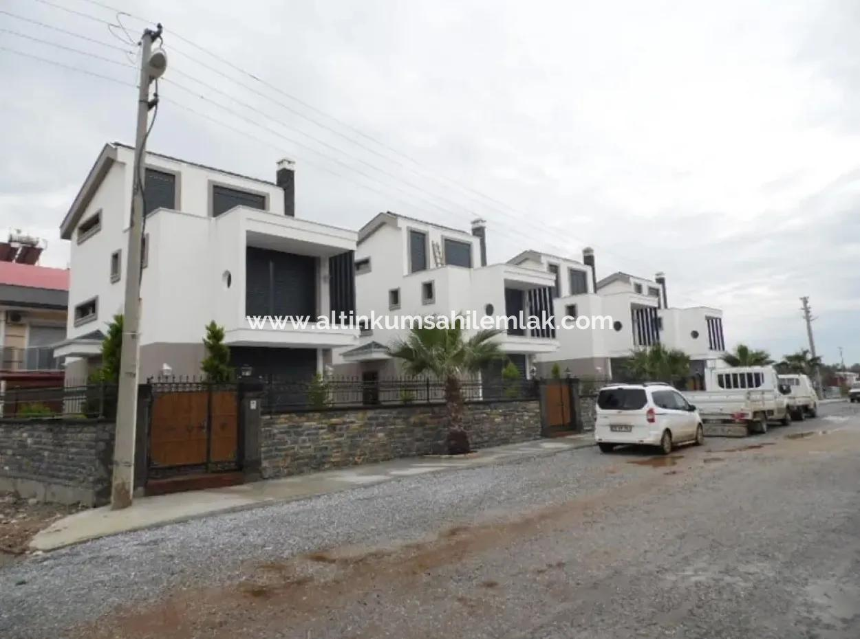 For Sale Three Bedroom Detached Villa In Altınkum, Didim