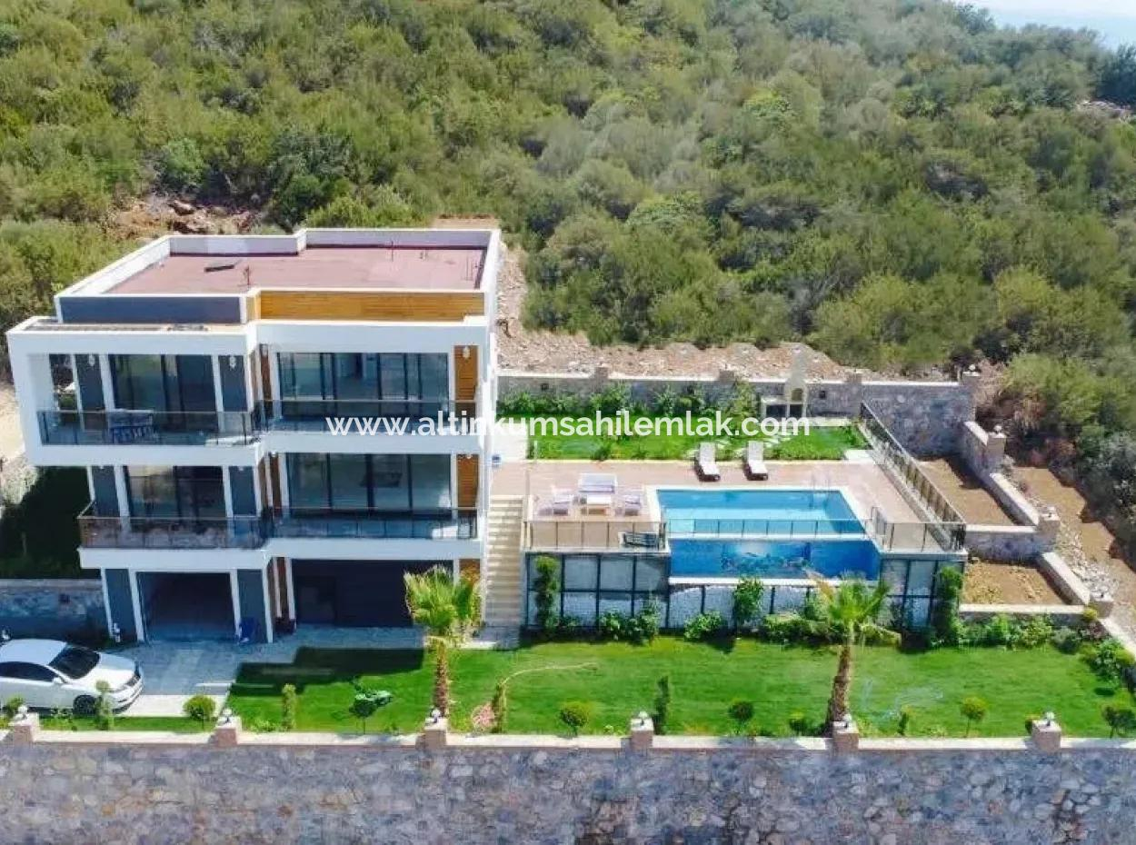 For Sale Stunning 5 Beds Detached House In Grinhill Didim