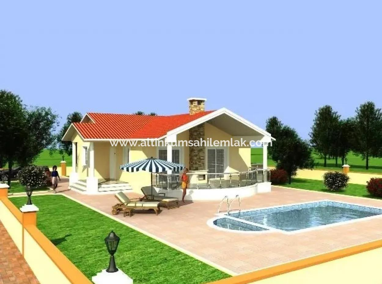 Off Plan Villa For Sale In Didim