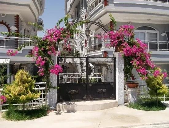 Duplex With Sea Views For Sale In Didim Altinkum