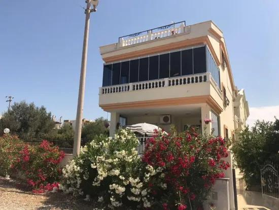 Four Beds Detached House For Sale In Mavişehir Didim