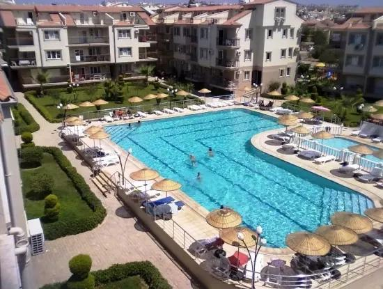 For Sale 1 Bedroom Apartment In Apollo Holiday Village Complex Didim