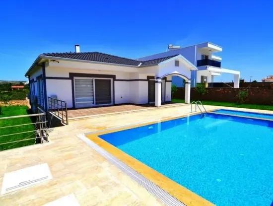 For Sale Off Plan Bungalow In Greenhill Didim