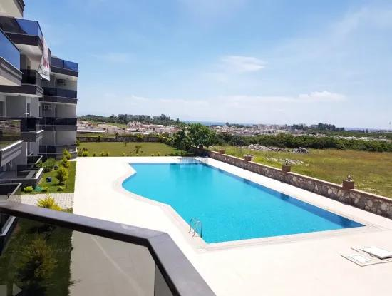 Apartments And Penthouses With Sea Views For Sale In Didim Altinkum