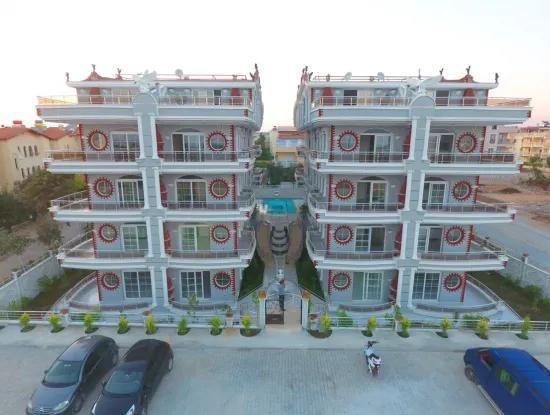 Duplex With Sea Views For Sale In Didim Altinkum