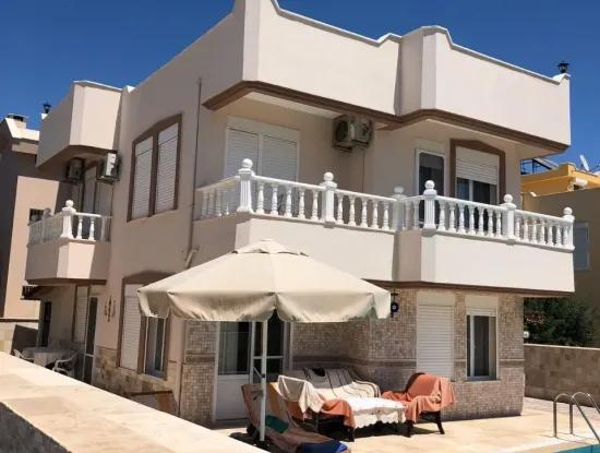 For Sale Three Bedroom Apartment In Altınkum Didim