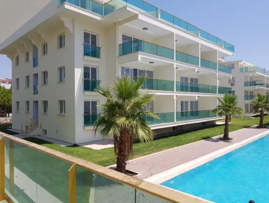 Stunning 2 Bedroom And 3 Bedroom Apartment For Sale In Altınkum Didim