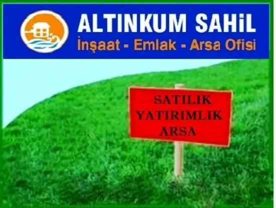 Villa Plot For Sale In Didim Altınkum