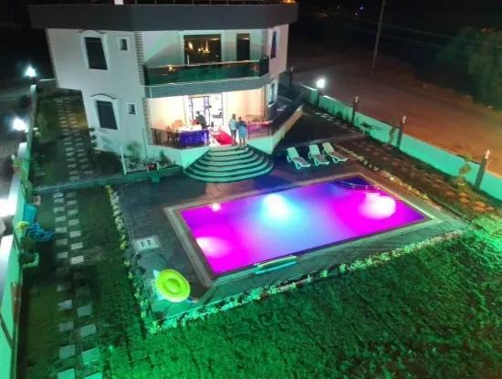 For Sale Four Bedroom Villa İn Yeşiltepe Didim