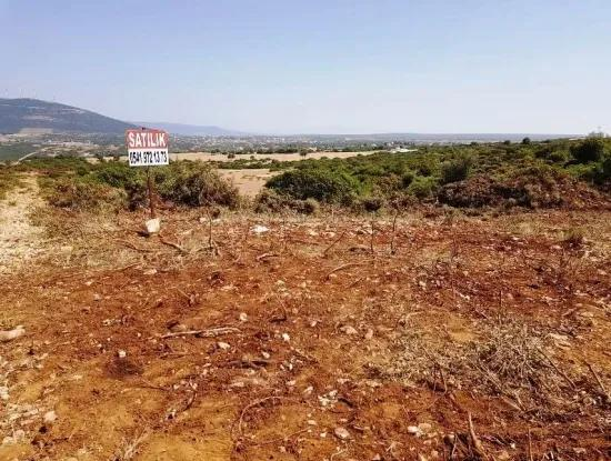 Land For Sale In Bafa Lake Area Didim