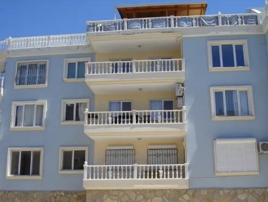 For Sale Three Bedroom Apartment İn Çamlik Didim