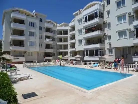 For Sale Three Bedroom Penthouse In Moonlight Complex Altınkum Didim