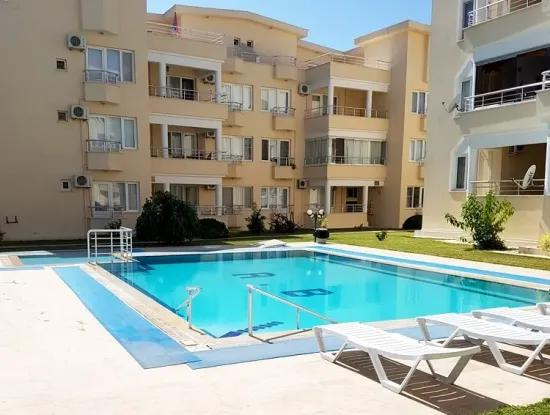 Apartment For Sale In Royal Blue Complex In Mavişehir