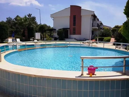 For Sale Semi-Detached Villa At Lovely Complex In Altınkum Didim