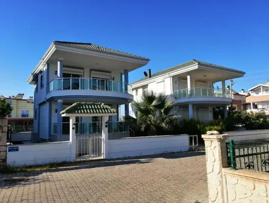 Detached Villa For Sale In Altinkum.