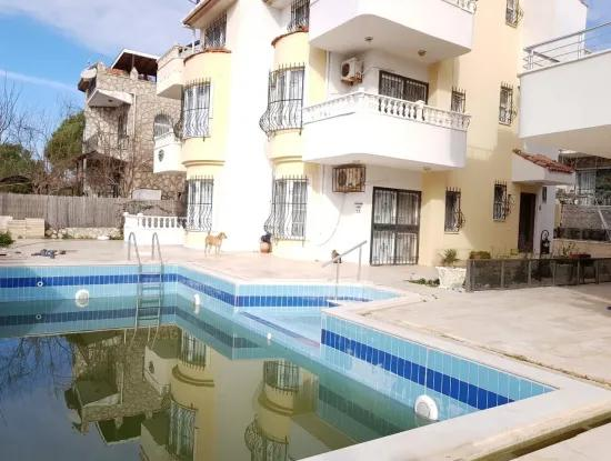 For Sale Four Bedroom Villa İn Altınkum, Yeşilkent