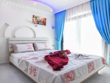 Sea View Three Bed Duplex In Altınkum Didim