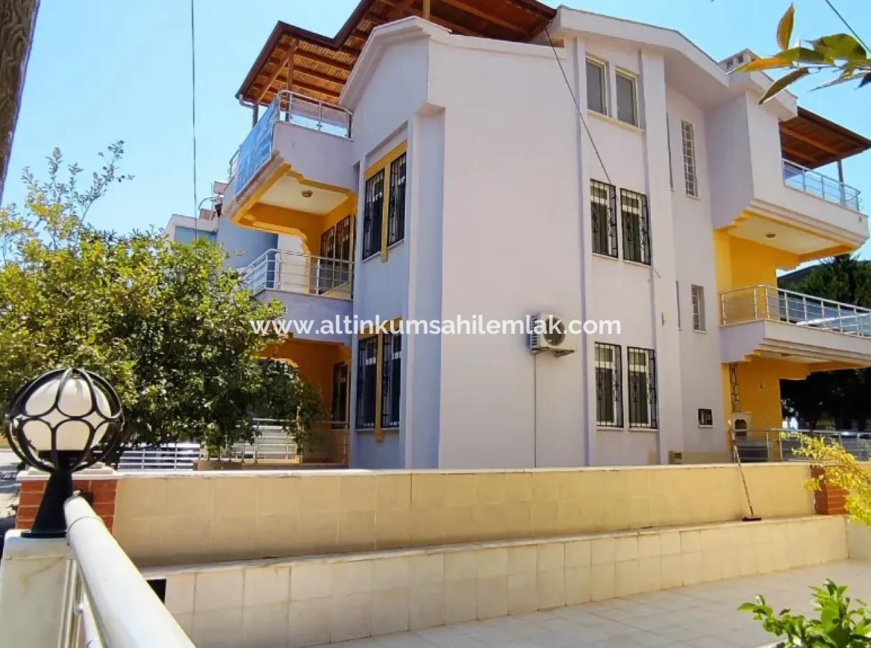 Didim Çamlık Mahallesinde Bulunan Satılık 5+1 Villa