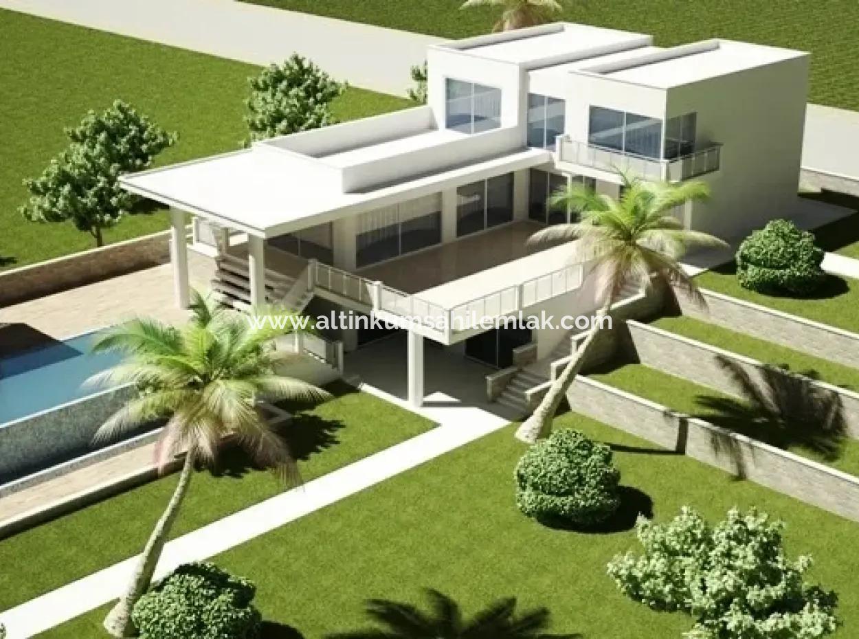Didimde Projeden Satılık Ultra Lüks Vip Villa