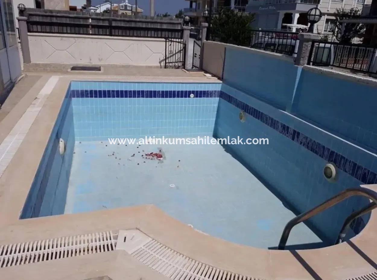 Didim Yeşilkentte  Satılık Havuzlu Müstakil Villa