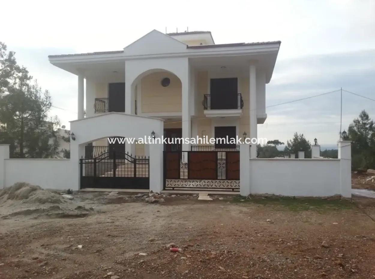 Didim Akbük'Te Satılık 1260 M2 İmarlı Arsa