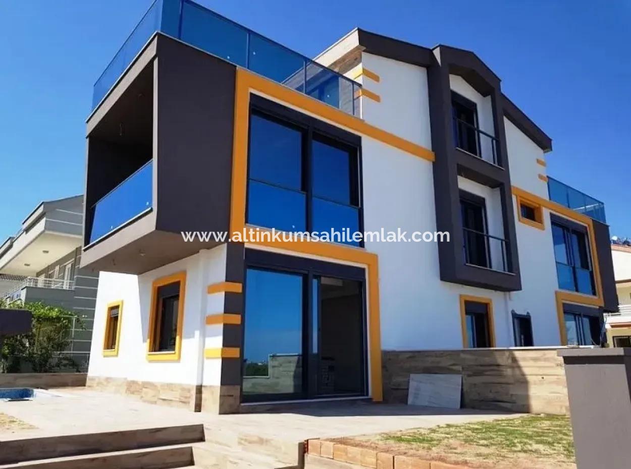 Didim Efeler Mahallesinde Satılık 514 M2 Villa İmarlı Arsa