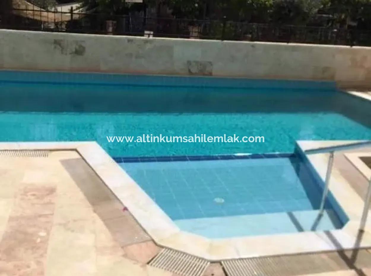 Altınkum Yeşilkent'Te Satılık 4+1 Havuzlu Villa