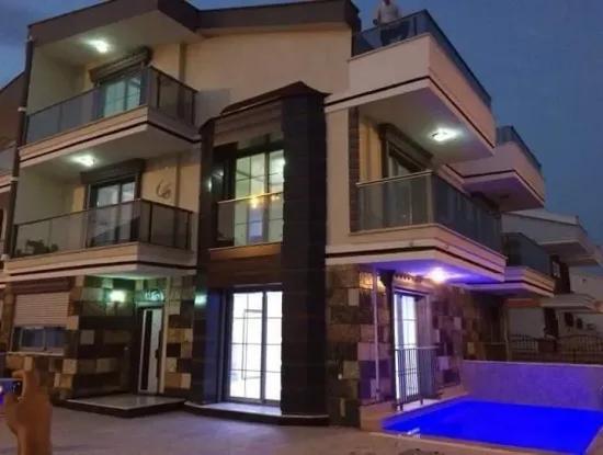 Didim Efeler Mahallesi Satılık Villa, 4 Odalı Bahçeli Villa