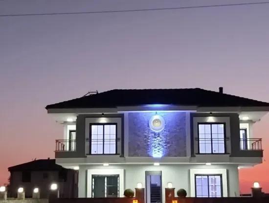 Didim Altınkum Satılık Müstakil Villa, 4 Odalı Ev