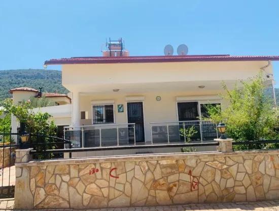 Didim Akbük Satılık Müstakil Yazlık Villa