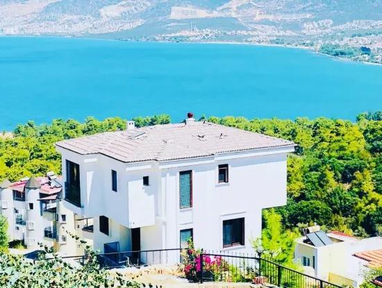Didim'in İncisi Akbük'te Satılık 4+2 Müstakil Villa