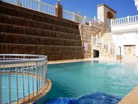 Didim Club Aegean Sitesinde Satılık Yazlık Daire