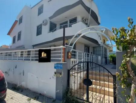Didim Efeler Mahallesinde Özel Havuzlu 3+1 Villa