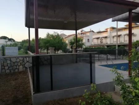 Didim Altınkum Yeşilkent Satılık Denize Yakın 5+1 Havuzlu Müstakil Ev