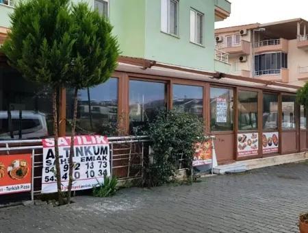 Didim Altınkumda Çamlık Mahallesi Devren Satılık Dükkan, İş Yeri