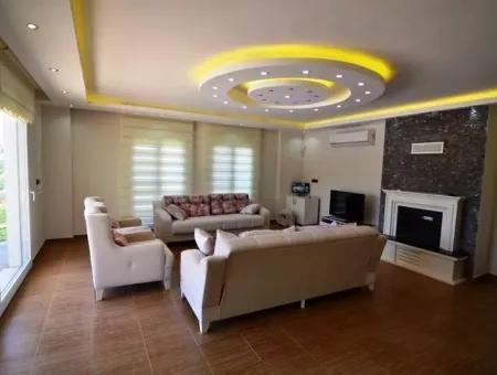 Didimde Projeden Satılık Bungalov Ev, Tek Katlı Villa