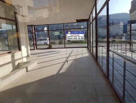 Didim Akbükte Acilen Satılık 470 M2 Dükkan İşyeri