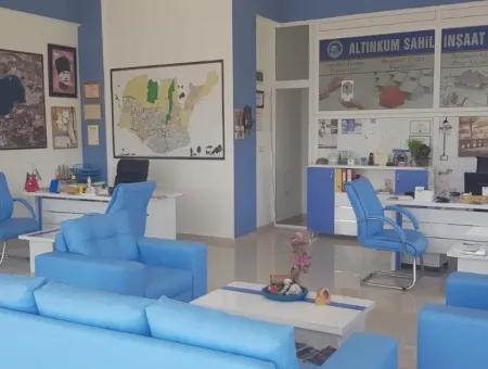 Didim Efeler Mahallesinde Satılık 8 Villalık Arsa