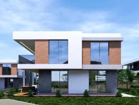 Didim İncisi Akbük'te Satılık Taksitle Yazlık Daire Ve Villa
